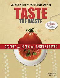 tastethewastebuch
