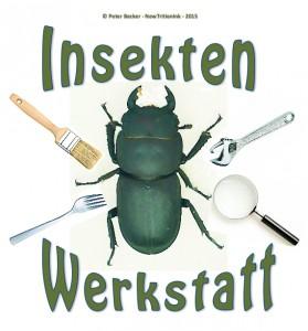 Insekten Werkstatt Logo