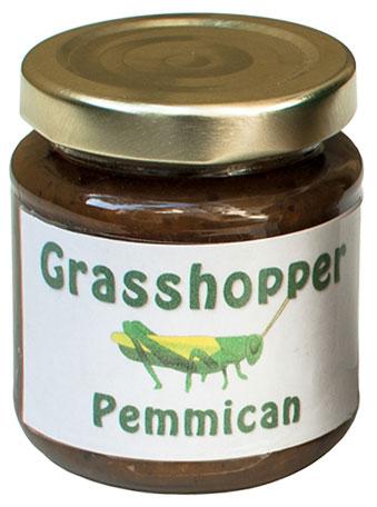 Grasshopper Pemmican